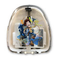 Party Favors - Toy Story - Sharpener - Black - 1pc
