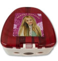 Party Favors - Hannah Montana - Sharpener - Red - 1pc