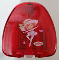 Party Favors - Strawberry Shortcake - Sharpener - Red - 1pc