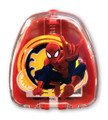 Party Favors - Spiderman - Sharpener - Red - 1pc