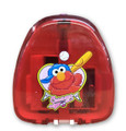 Party Favors - Sesame Street - Sharpener - Red - 1pc