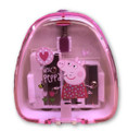 Party Favors - Peppa Pig - Sharpener - Pink - 1pc