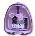 Party Favors - Peppa Pig - Sharpener - Purple - 1pc