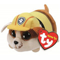Plush Toy - Paw Patrol - Teeny TYs - Rubble