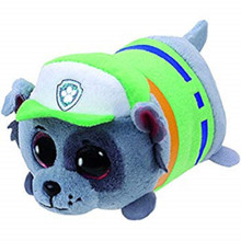 Plush Toy - Paw Patrol - Teeny TYs - Rocky