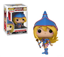Funko Pop! Animation Yu-Gi-Oh Dark Magician Girl Vinyl Figure