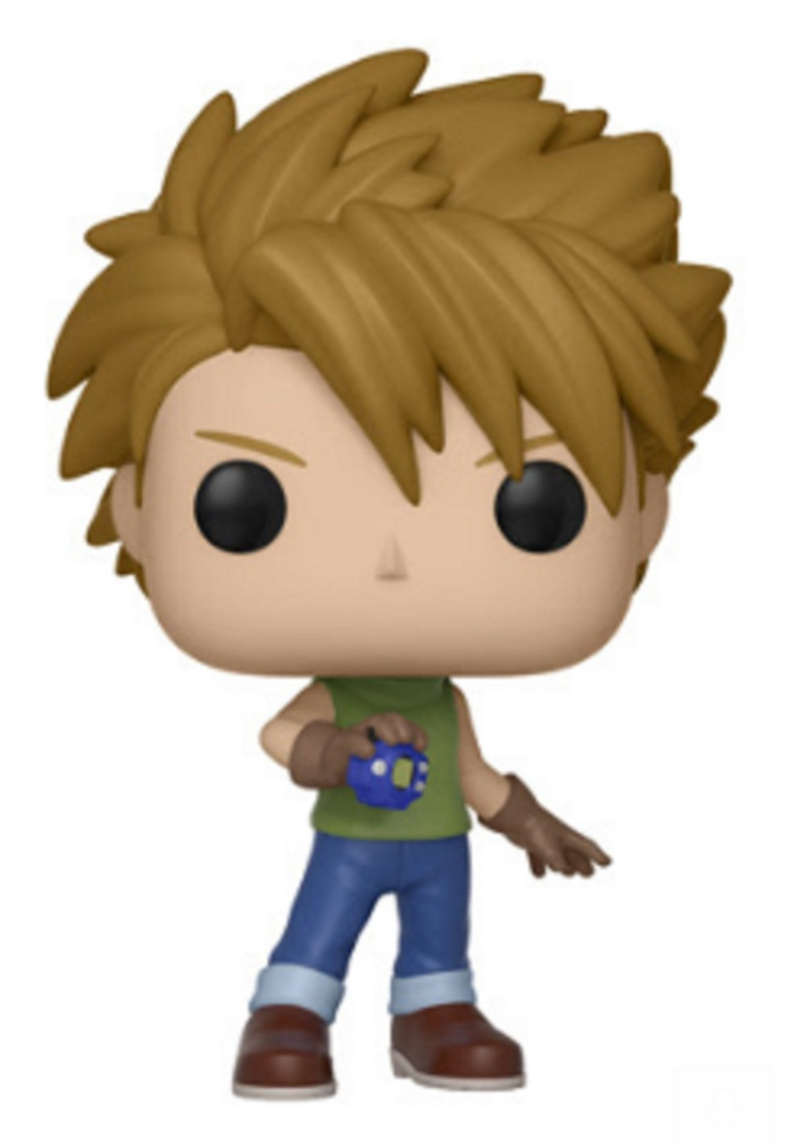 Funko Pop! Animation Digimon Matt Vinyl Figure