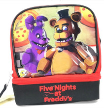Lunch Box - Five Nights At Freddy's - Freddy and Bonnie (Pizza)