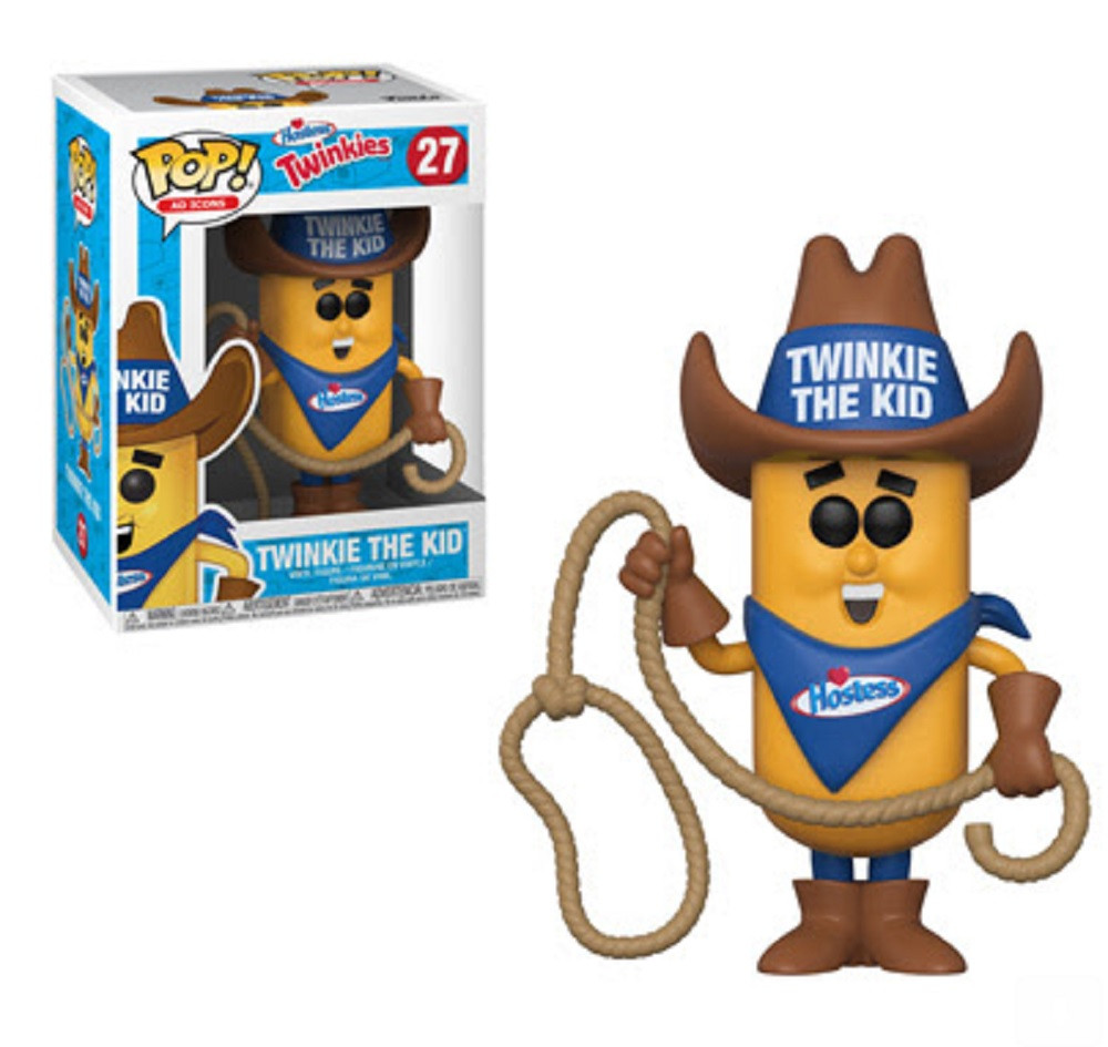Funko Pop! AD Icons Hostess Twinkies Twinkie The Kid Vinyl Figure #27