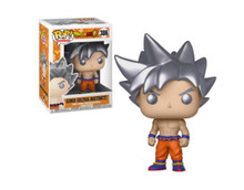 Funko POP Dragonball Super Goku (Ultra Instinct Form)