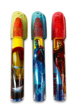 Erasers - Ironman - 3ct - Party Favors - Stackable