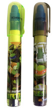 Erasers - Ninja Turtles - 2ct - Party Favors - Stackable