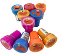 Party Favors - Sesame Street - Stampers - 10ct - Self Inking