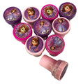 Party Favors - Sofia the First - Stampers - 10ct - Self Inking