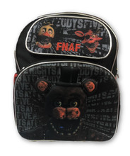 Backpack - Five Nights at Freddy's - Small 12 Inch Toddler - 3D