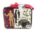 Lunch Box - Jonas Brothers - Insulated - White