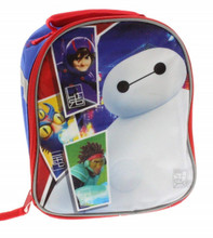 Lunch Box - Big Hero 6 - Insulated - Multicolored