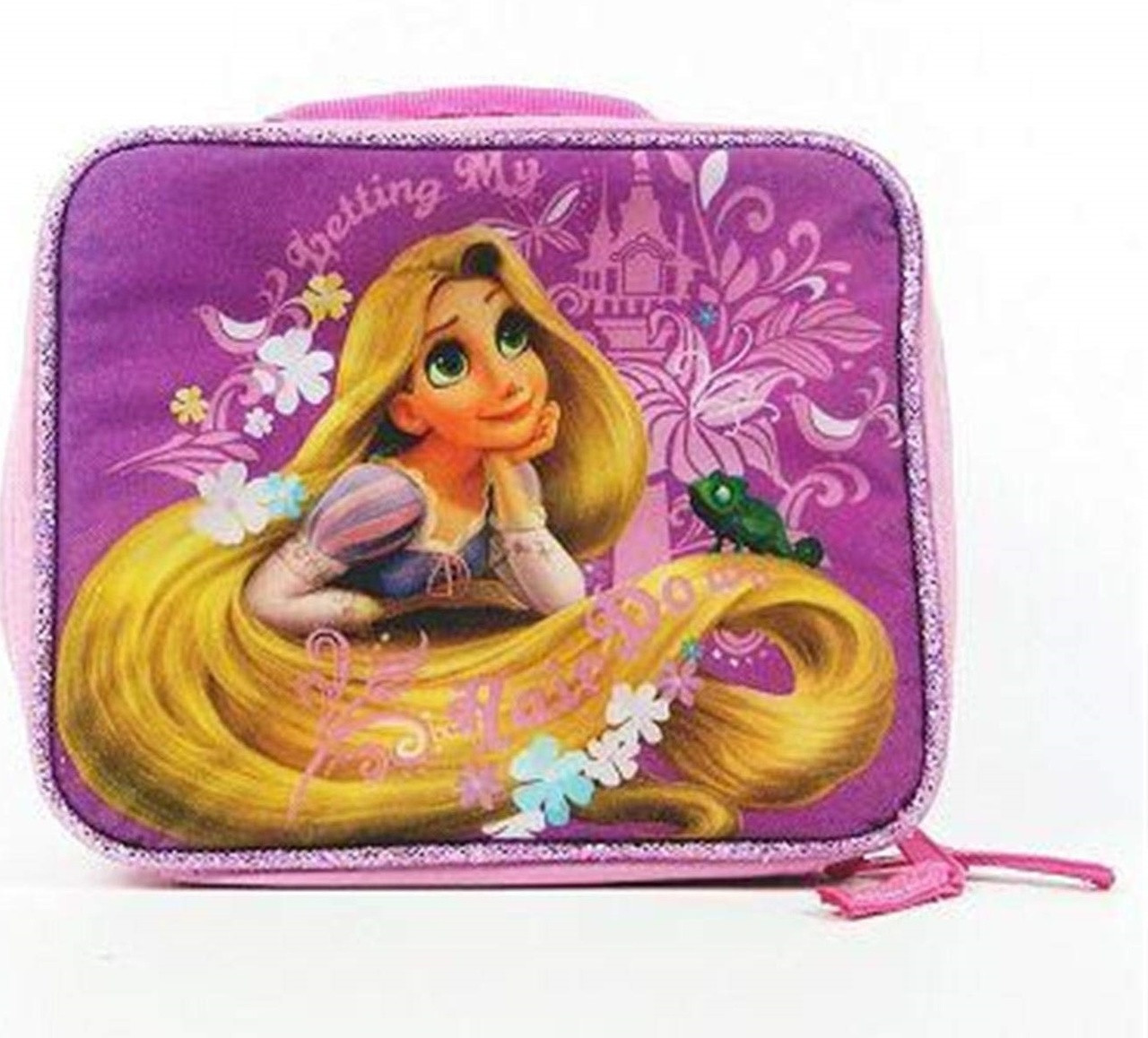 Lunch Box - Rapunzel - Insulated - Purple