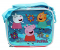 Lunch Box - Peppa Pig - Insulated - Blue