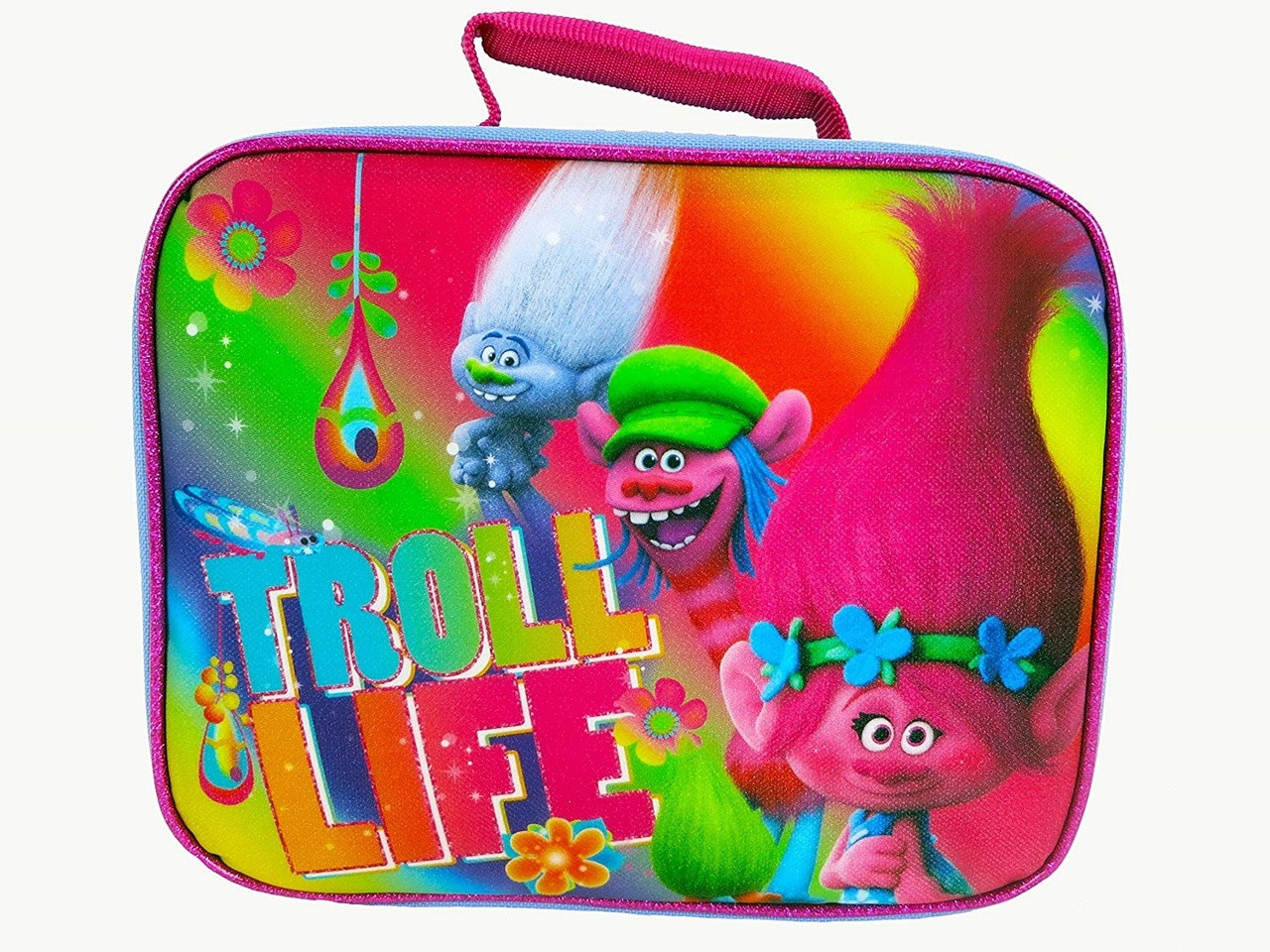 Lunch Box - Trolls - Insulated - Troll Life