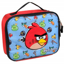 Lunch Box - Angry Birds - Insulated - Blue