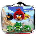 Lunch Box - Angry Birds - Insulated - Multicolored