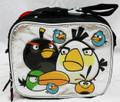 Lunch Box - Angry Birds - Insulated - Black