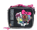 Lunch Box - Monster High - Insulated - Skull