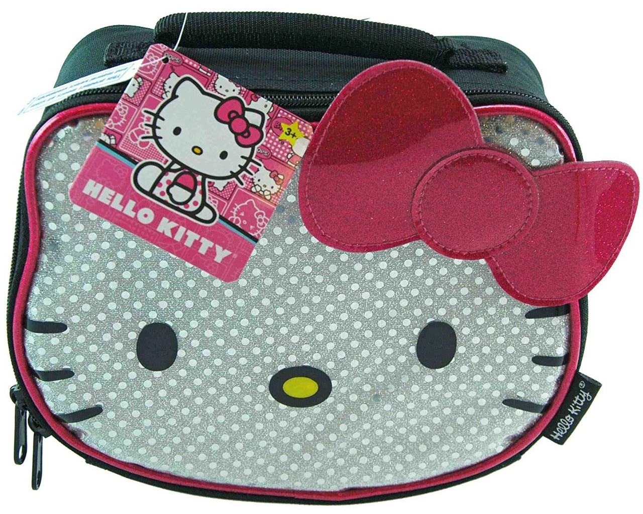 2b7d06bb6 Hello Kitty Lunch Box - Face | Partytoyz.com