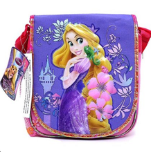 Lunch Box - Rapunzel - Insulated - Pink Purple