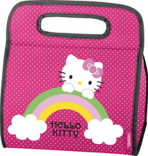 Lunch Box - Hello Kitty - Insulated - Pink
