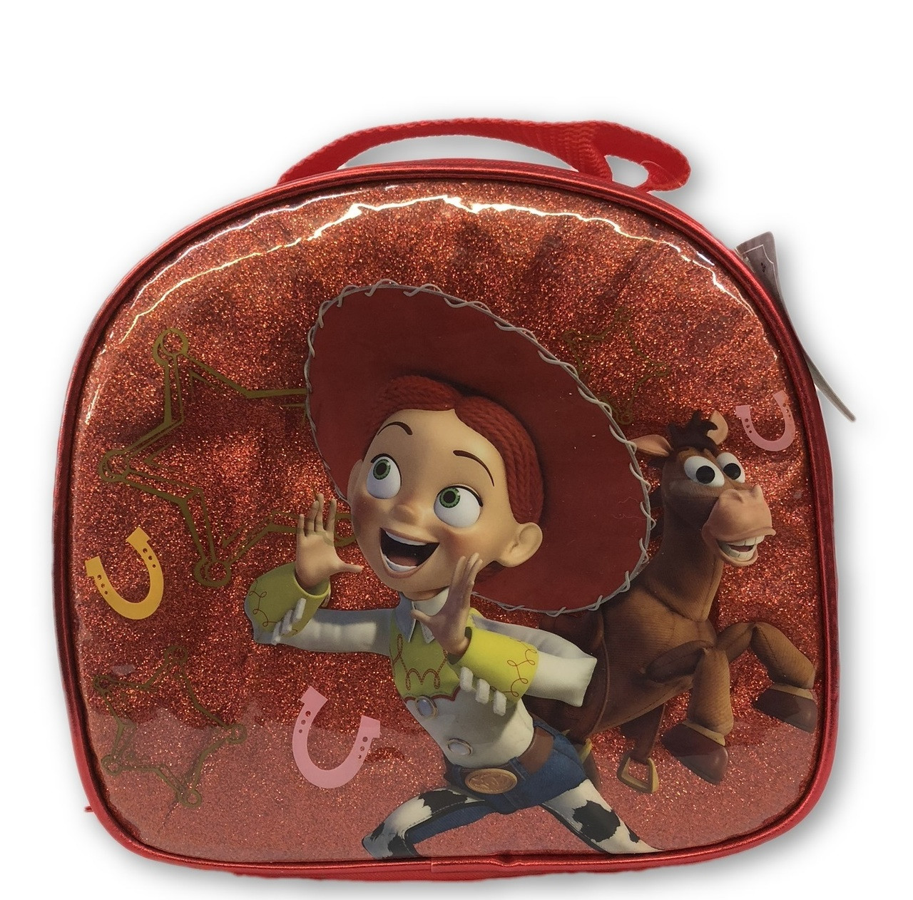 Lunch Box - Toy Story - Insulated - Red - Jessie
