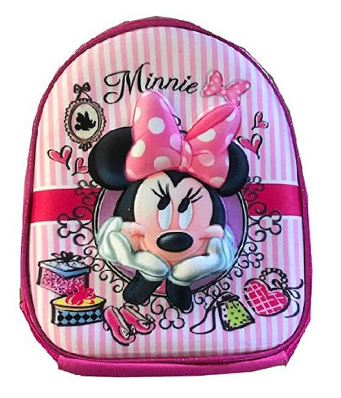 Lunch Box - Minnie Mouse - Insulated - 3D - Gifts