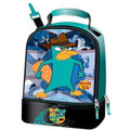 Lunch Box - Phineas and Ferb - Insulated - Dual Zipper - Agent P