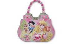 Party Favors - Princess Aurora Snow White Belle- Tin Purse Accessory with Clasp