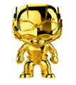 Funko Pop! Marvel Studios 10th Anniversary Ant-Man (Chrome) Vinyl Figure #384