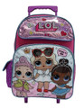 Backpack - LOL Surprise - Large 16 Inch Rolling
