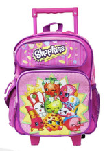 Backpack - Shopkins - Small 12 Inch Rolling
