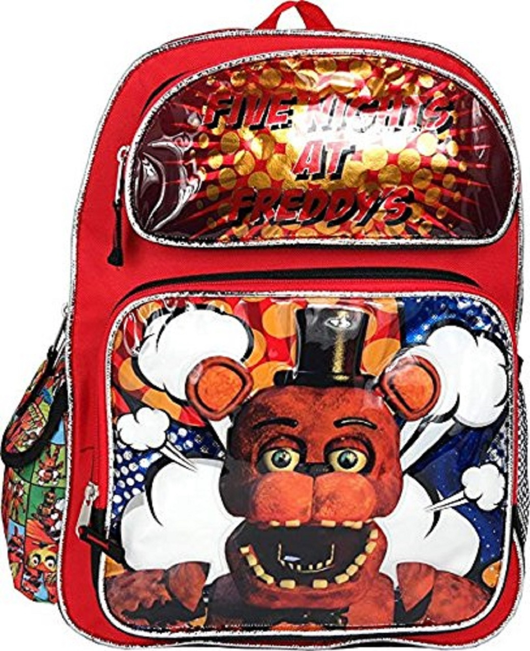 Backpack - Five Nights at Freddy's - Large 16 Inch - Freddy Only