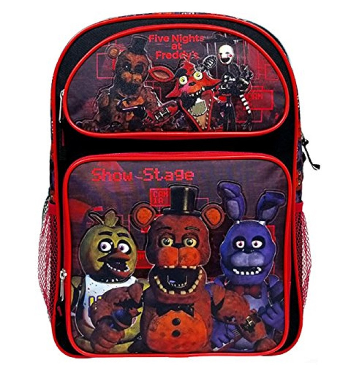 Backpack - Five Nights at Freddy's - Large 16 Inch - Show Stage