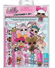 Stationery Set - LOL Surprise