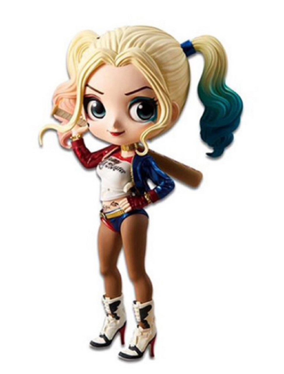 Suicide Squad Q Posket Harley Quinn (Normal Color)