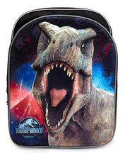 Jurassic World - Large 16 Inch - 3D - EVA - Backpack