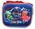 Lunch Box - PJ Masks - Blue - 3D