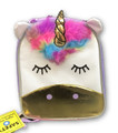 Lunch Box - Unicorn - White Gold - Insulated - Eye Lashes