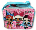 Lunch Box - LOL Surprise - Pink - Insulated - w Strap
