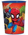 Super Hero Adventures - 16oz Plastic Cup - 1ct - Party Favors