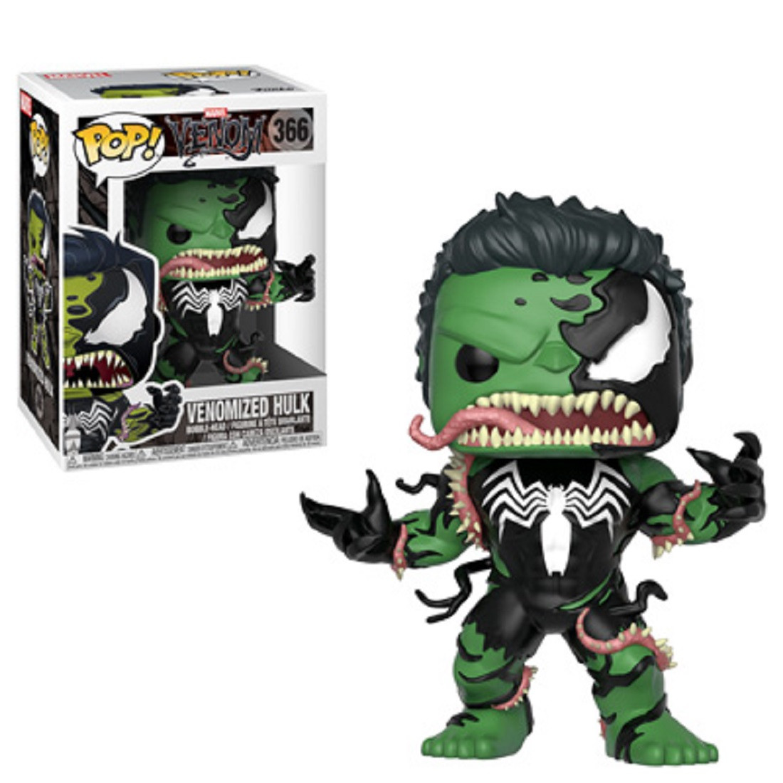 Funko POP - Marvel Venom - Venom Hulk - Vinyl Collectible Figure