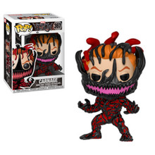 Funko POP - Marvel Venom - Carnage Cletus Kasady - Vinyl Collectible Figure