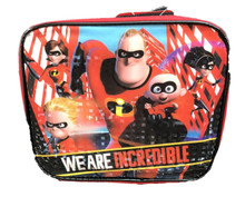 Lunch Box - Incredibles - 9.5 Inch - We Are Incredible